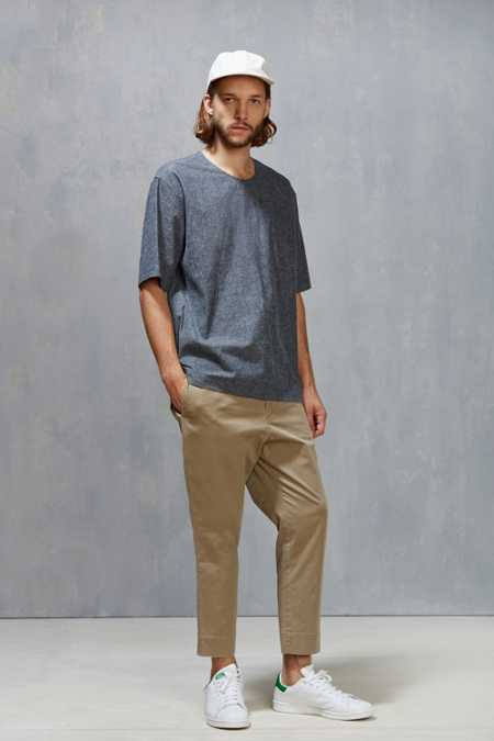 CPO Tito Fixed Waist Slim Pant