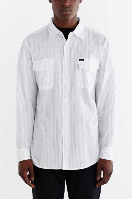 Brixton Memphis Woven Button-Down Shirt