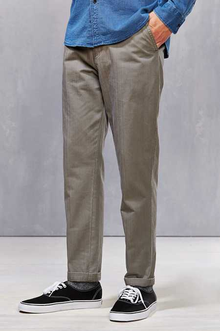 All-Son Stonewashed Slim Pant