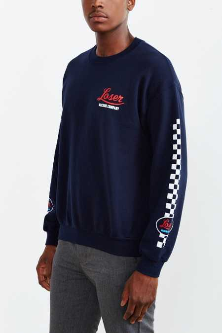 Loser Machine Freestyle Logo Sweatshirt