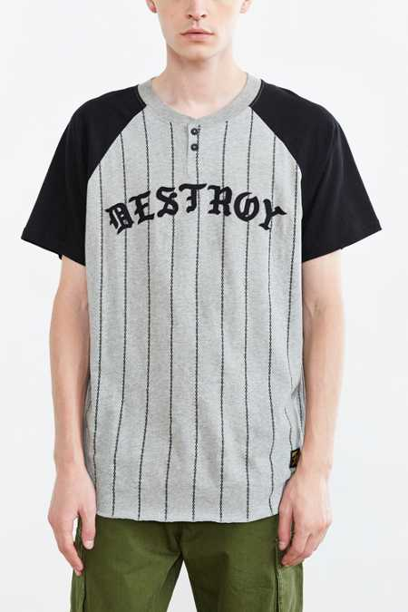 Loser Machine Savage Henley Tee