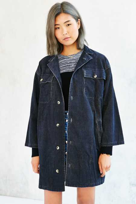 BDG Two-Pocket Corduroy Jacket