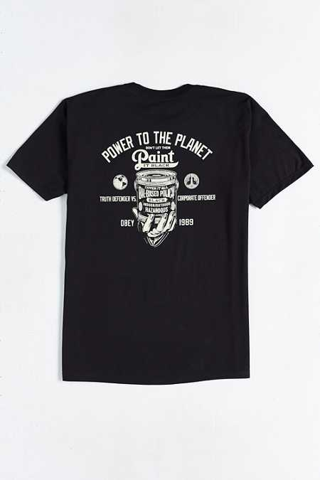 OBEY Paint It Black Premium Tee