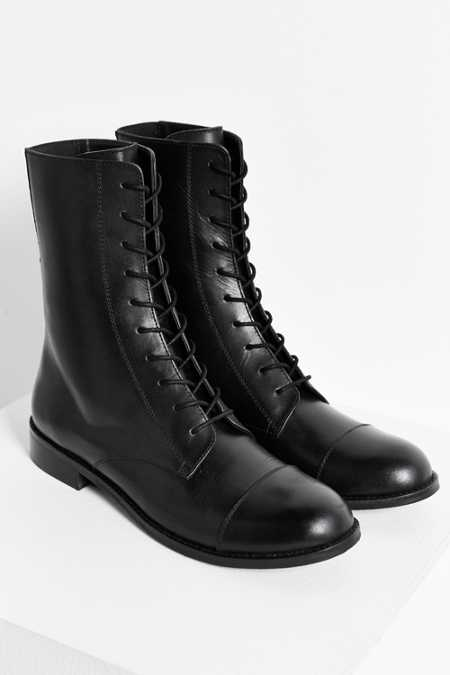 Louis Mid Lace-Up Boot