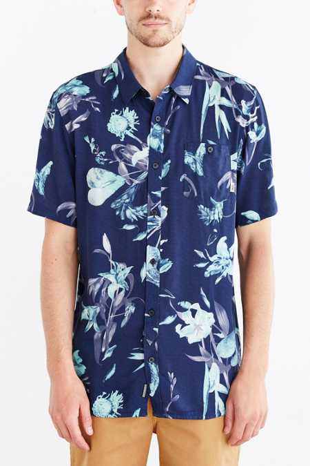 Vans Junipero Woven Button-Down Shirt