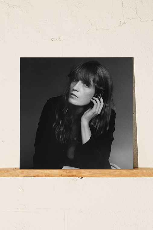 Florence + The Machine - How Big How Blue How Beautiful LP,BLACK,ONE SIZE