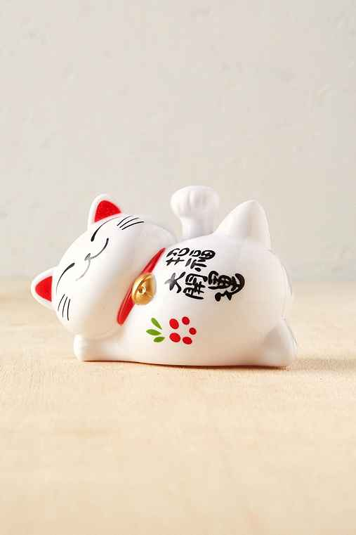 Solar lucky waving cat urban outfitters for Lucky cat shirt urban outfitters