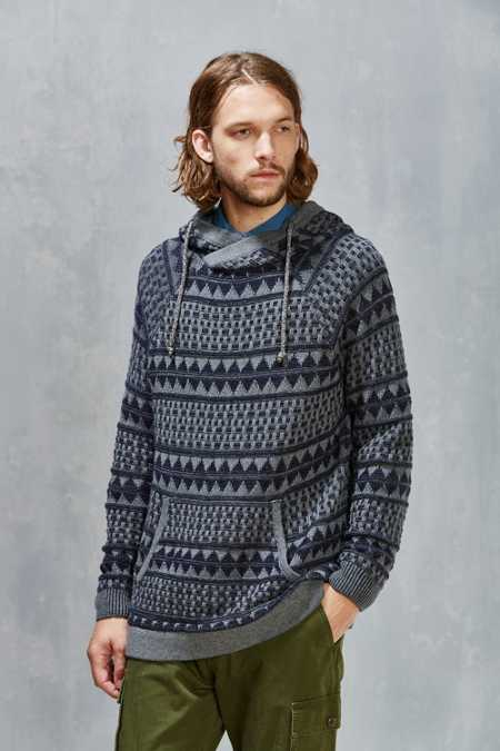 Koto Bonseki Hooded Sweater