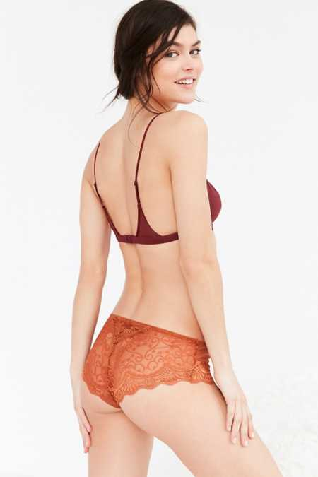 Out From Under Elizabeth Lace Mix Hipster