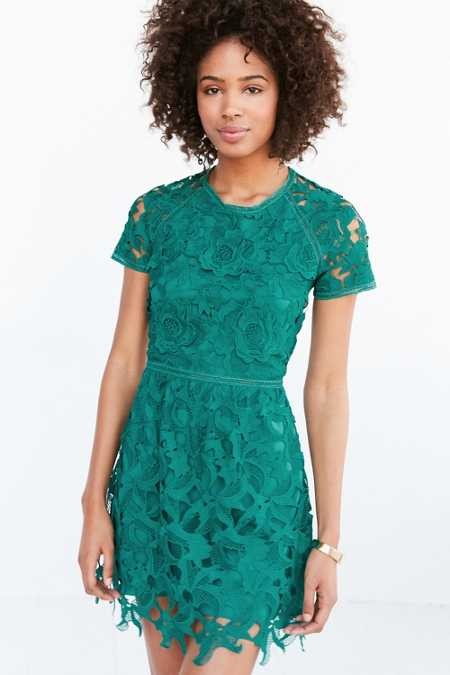 Saylor Valencia Dress