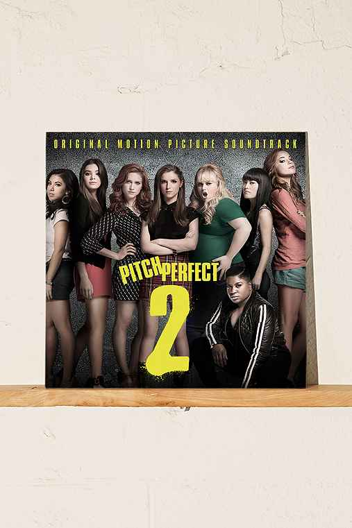 Various Artists - Pitch Perfect 2 Soundtrack LP,BLACK,ONE SIZE