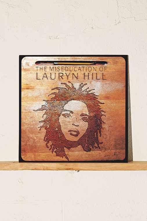 Lauryn Hill - The Miseducation Of Lauryn Hill LP,BLACK,ONE SIZE