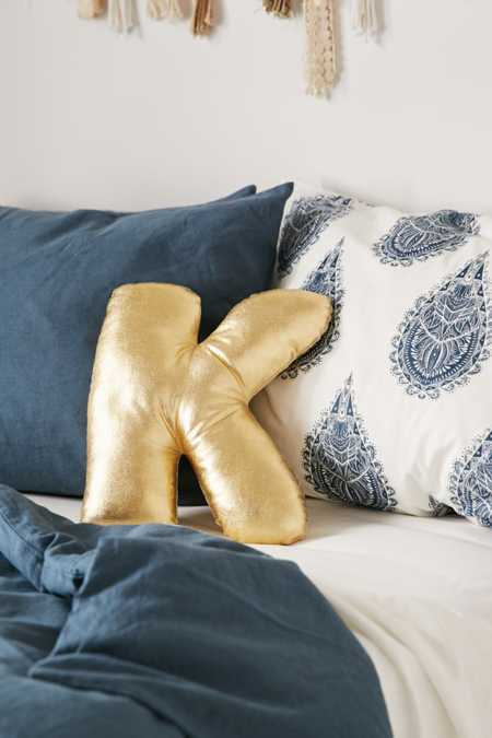 Assembly Home Gold Shaped Pillow