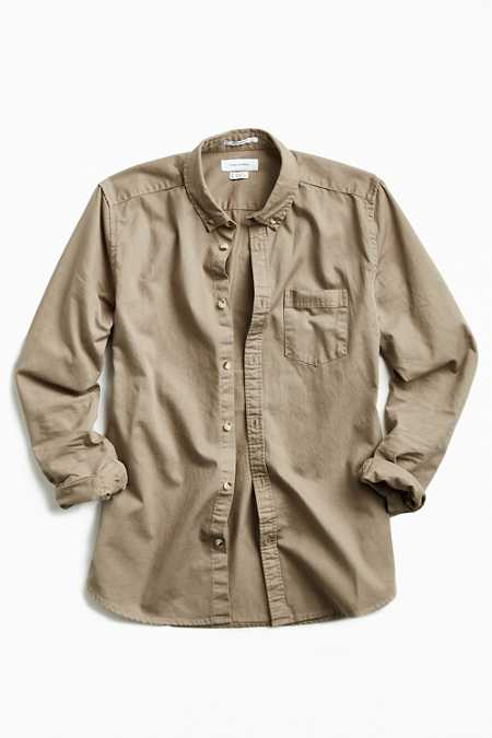 Stevens Denim Button-Down Shirt