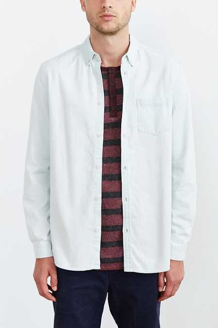 CPO Stevens Denim Button-Down Shirt