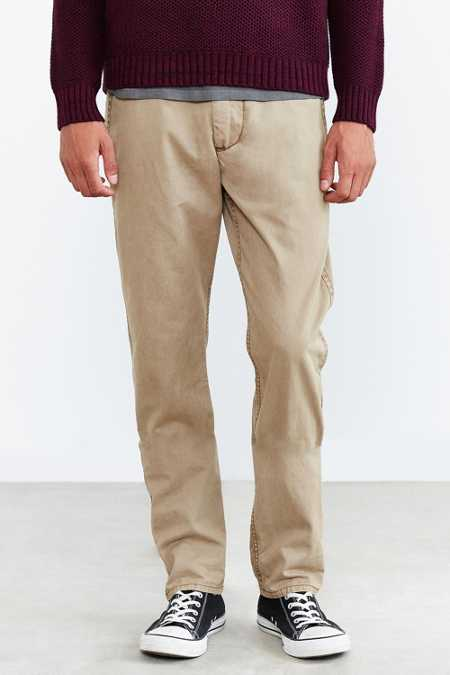 Dockers Alpha Washed Khaki Slim Pant