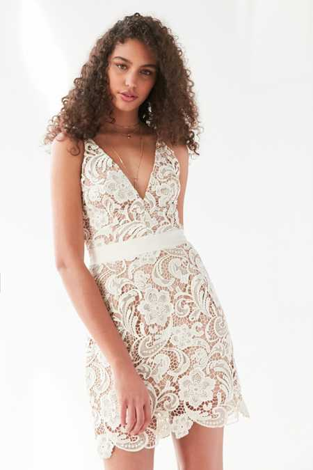 Dress The Population Ava Lace Dress