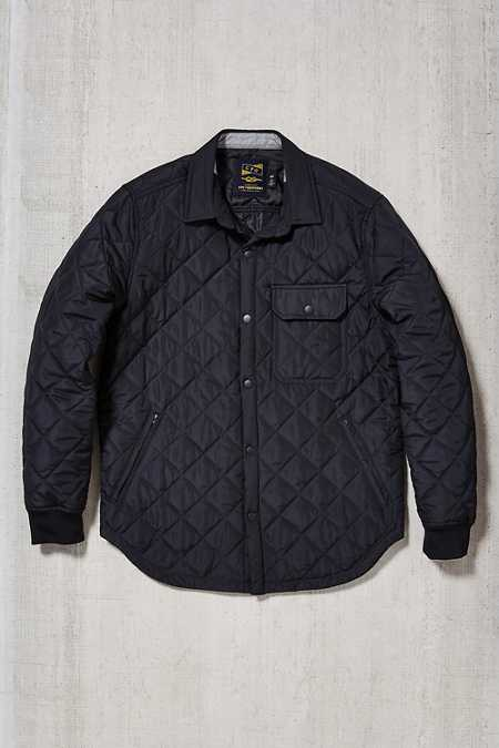CPO Russo Diamond Quilted Jacket