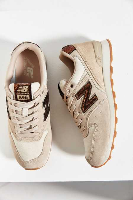 New Balance 696 Luxury Running Sneaker