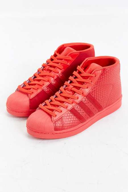 adidas Originals Pro Model Snake Sneaker