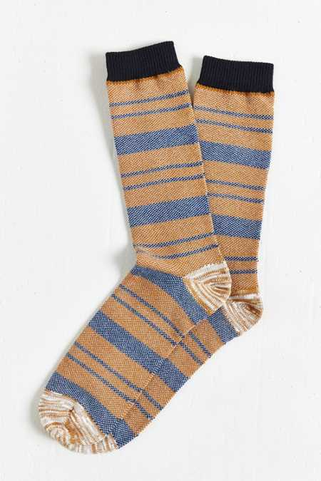 Faded Stripe Sock