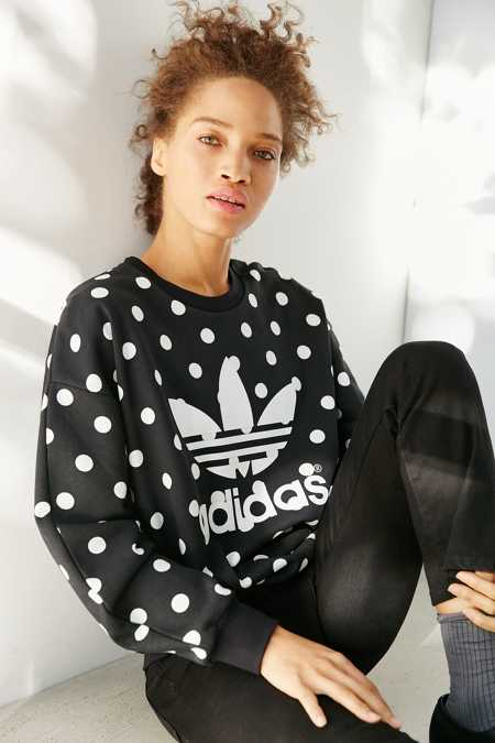 adidas Originals Dots Sweatshirt