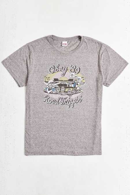 OBEY Road Trippin' Tee