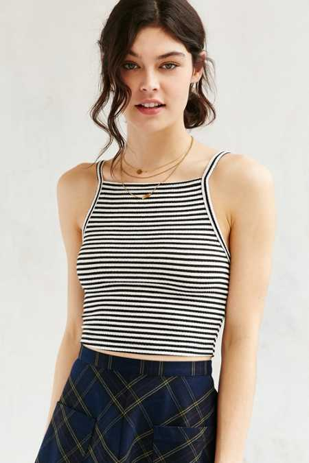 Truly Madly Deeply Square-Neck Cami