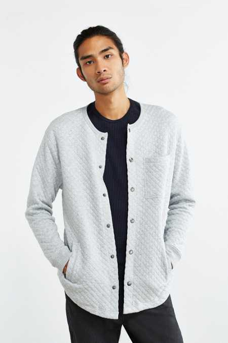 CPO Landsdown Quilted Cardigan