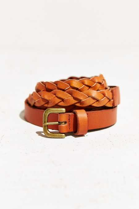 Ecote Double Wrap Braid Belt