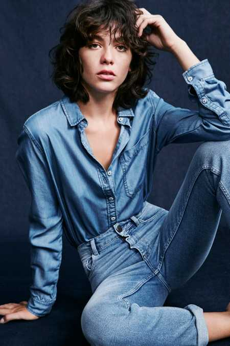 BDG Olly Chambray Shirt