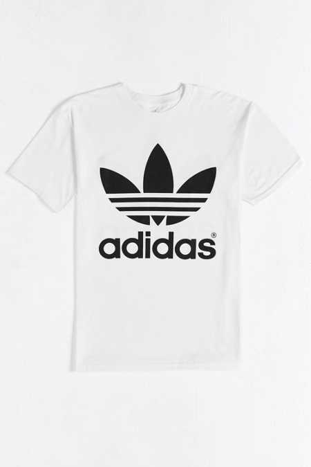 adidas Originals Mirror Trefoil Tee