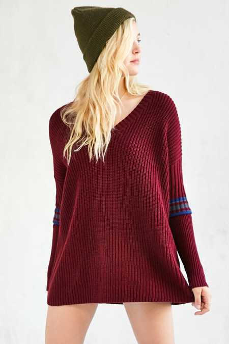 BDG Clarissa V-Neck Sweater