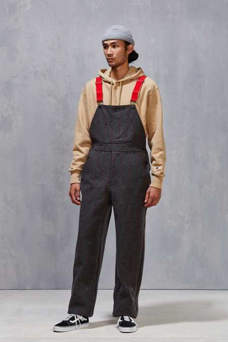 Woolrich Malone Wool Overall
