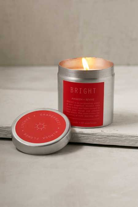 Chroma Tin Candle