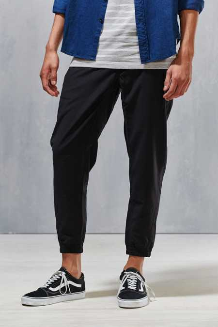 Shades Of Grey By Micah Cohen Suiting Jogger Pant