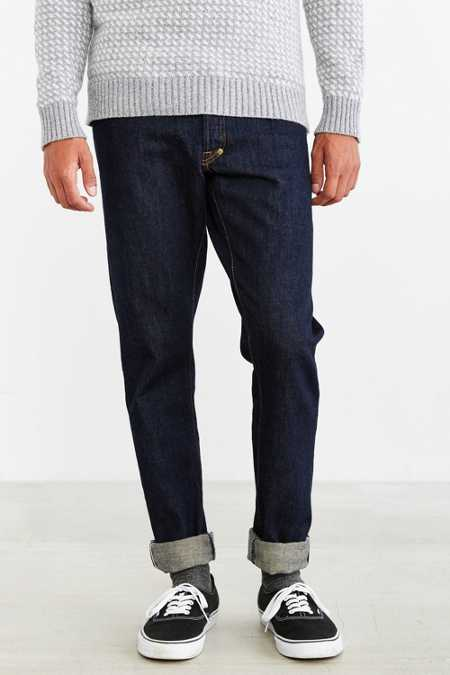 PRPS Goods & Co. Rinse Fury Tapered Jean