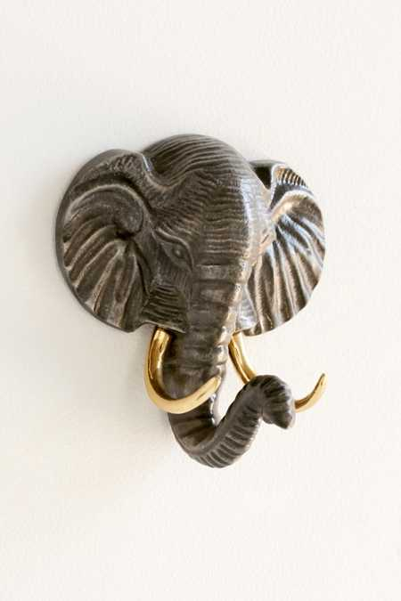 Magical Thinking Elephant Wall Sculpture