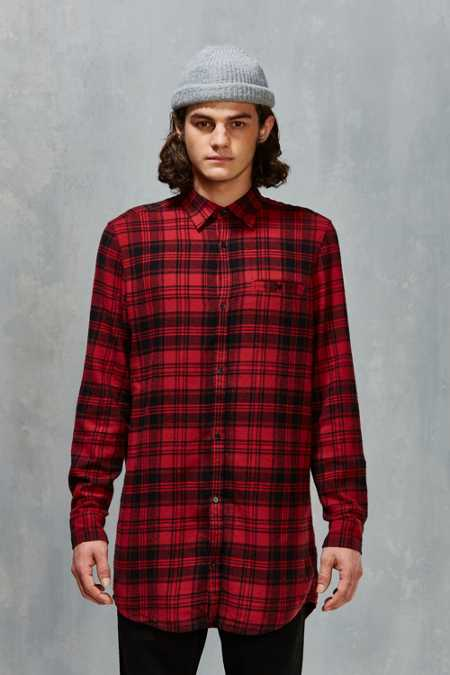 Cheap Monday Hid Check Button-Down Shirt