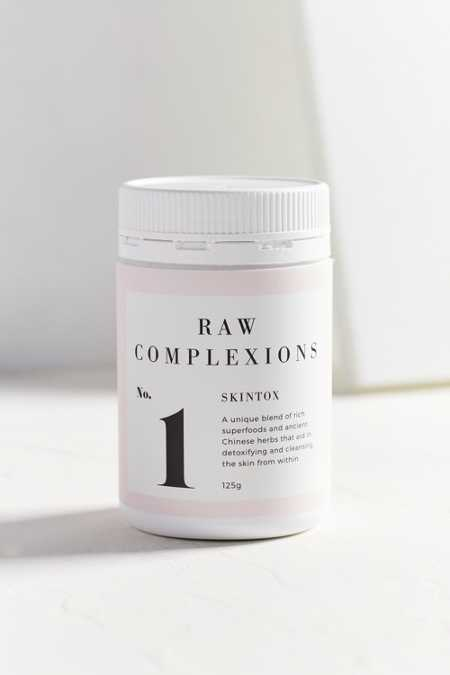 Raw Complexions Skintox Beauty Food