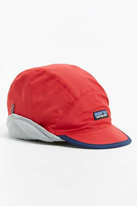 Patagonia Shelled Synchilla Duckbill Hat