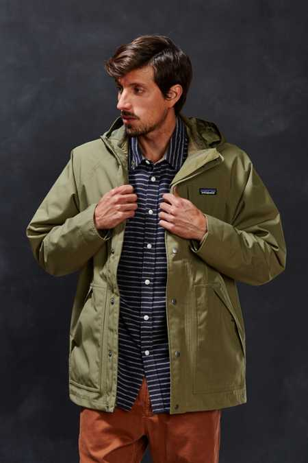 Patagonia Better Sweater 3-In-1 Parka Jacket