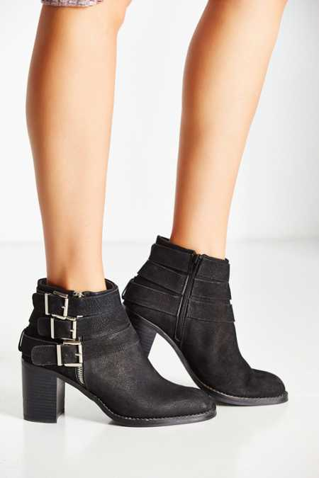Jeffrey Campbell Rayburn Buckle Boot