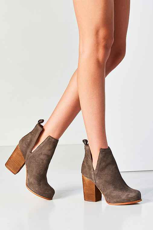 Jeffrey Campbell Oshea Ankle Boot,GREY,8