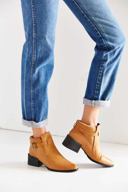 Intentionally Blank Mast Ankle Boot