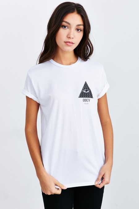 OBEY The Occult Tee