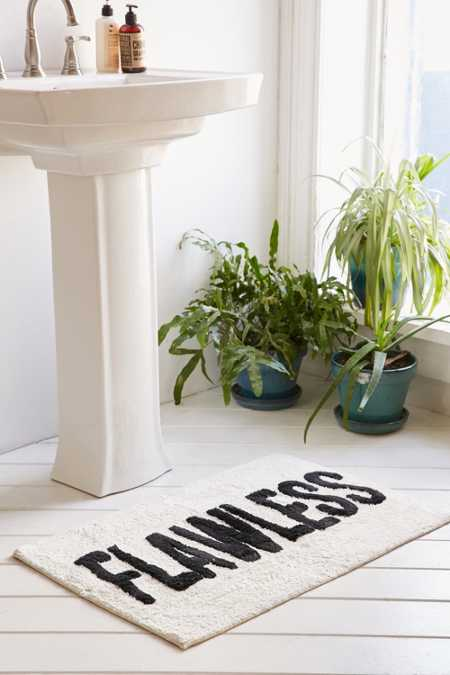Flawless Bath Mat