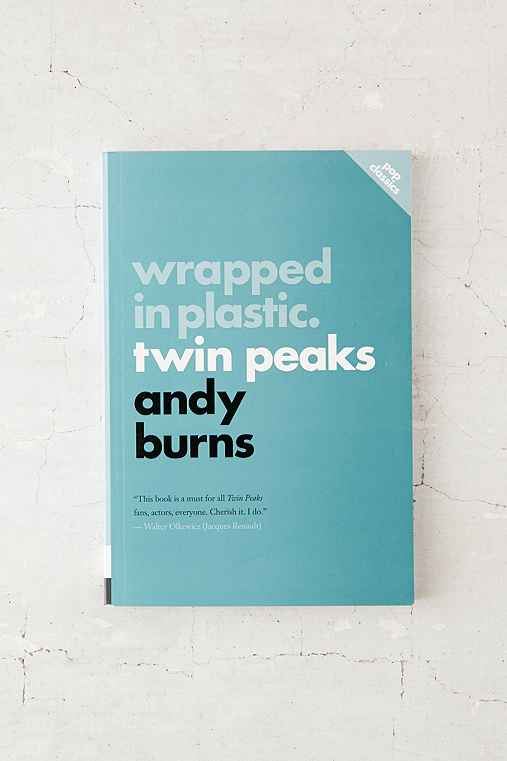 Wrapped In Plastic: Twin Peaks By Andy Burns,ASSORTED,ONE SIZE