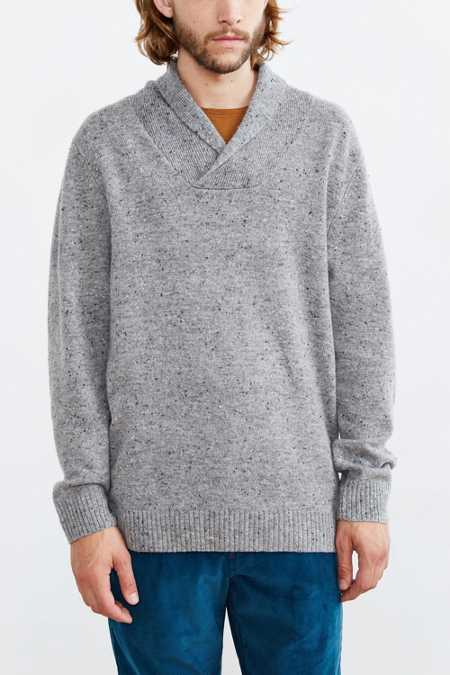 Pendleton Pullover Shawl Collar Sweater