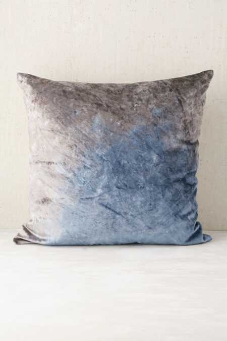 Plum & Bow Badala Dyed Velvet Pillow